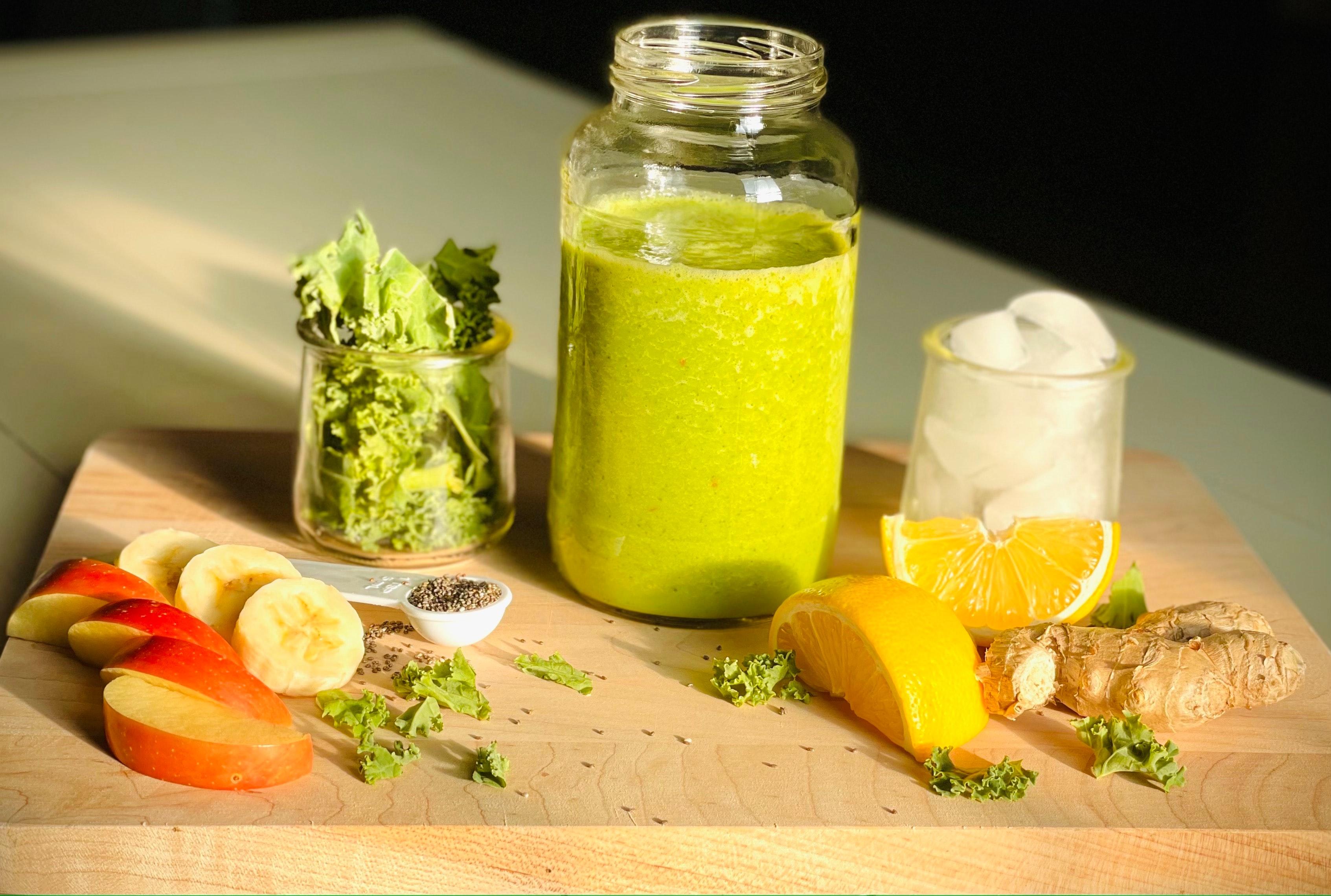 Tipy na zdravé smoothie pro celou rodinu